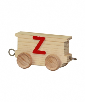 lettertrein wagon z