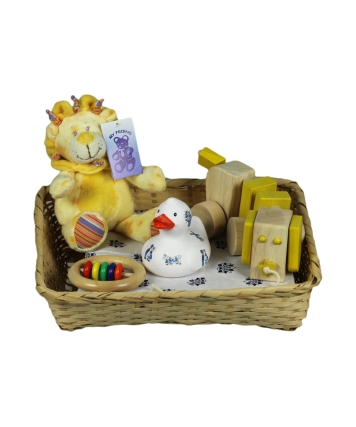Giftbasket Yellow